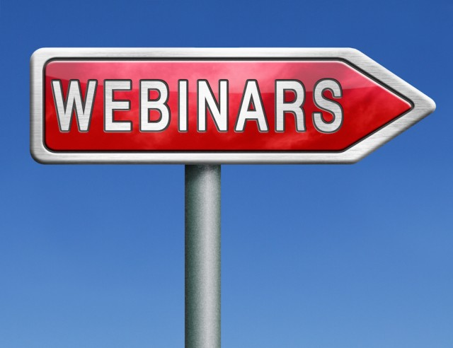 Recommended Procurement Webinars for April 17 - 21: CSI, Agility, and RPA